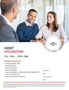 AD Asset Utilization