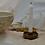 Thumbnail: Brown Semi-Matte Candle holder