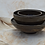 Thumbnail: Smooth Black Soup Bowl