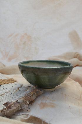 Shiny Green Bowl
