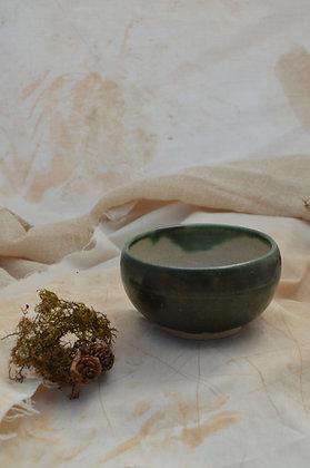 Shiny Green Bowl II