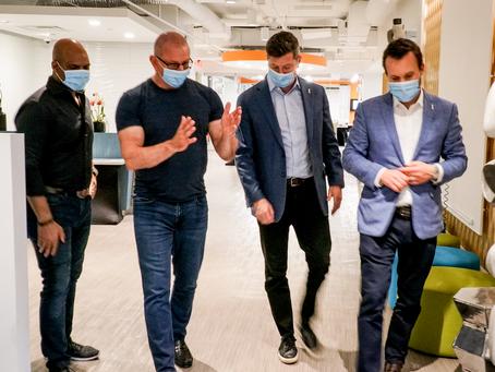 WorkMerk & Chef Robert Irvine Launch VirusSAFE Pro