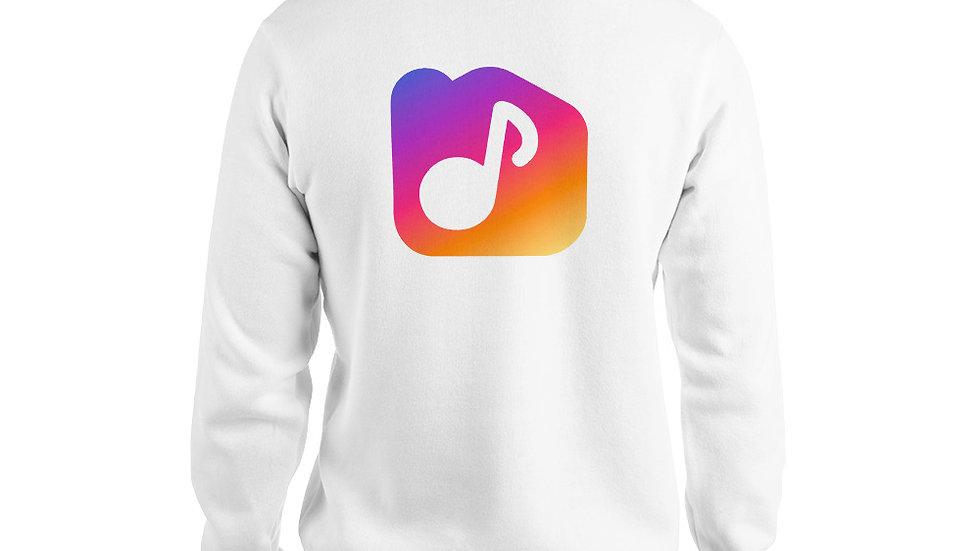 sweatshirt - StayAtHomeFestival