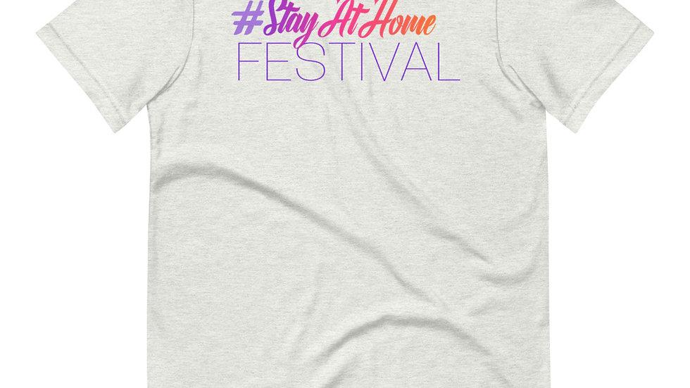 T-Shirt - StayAtHomeFestival