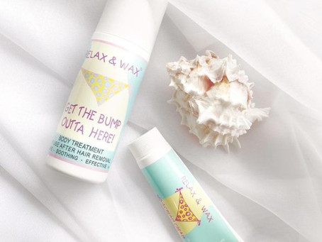 June Product of the Month: Relax & Wax