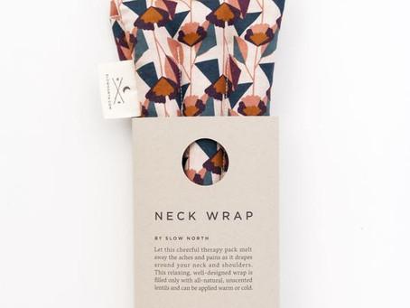 Product of the Month: Slow North Lentil Neck Wraps & Migraine Masks