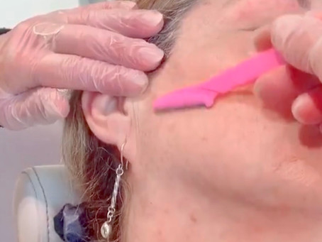 Facial Feathering