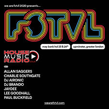 we are festival and house music radio 1.