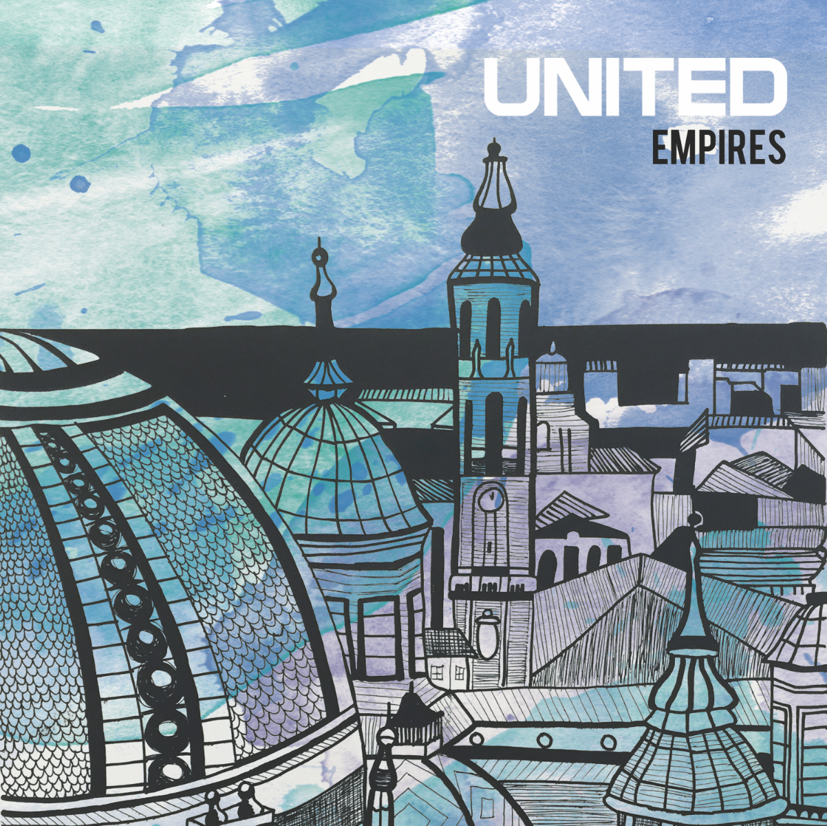 United CD Cover