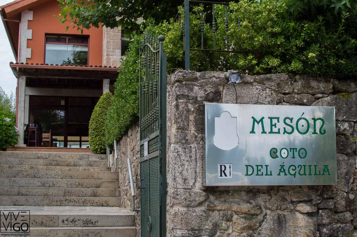 Coto del Águila, Vigo