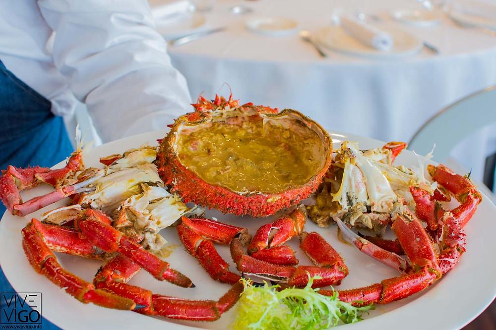 Restaurantes de Marisco en Vigo