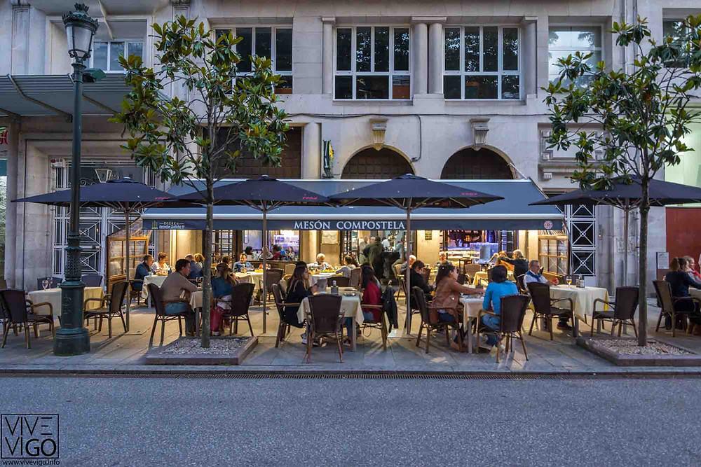 Restaurante Mijo minibar, Vigo