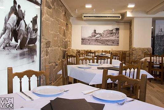 Restaurante O Garfo, Bouzas Vigo