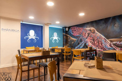 Paparrúa restaurante en Vigo