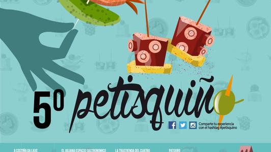 5º Petisquiño, concurso de tapas de Vigo.