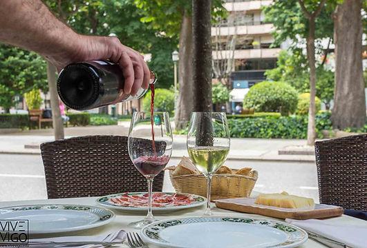 Mesón Compostela, comer en Vigo