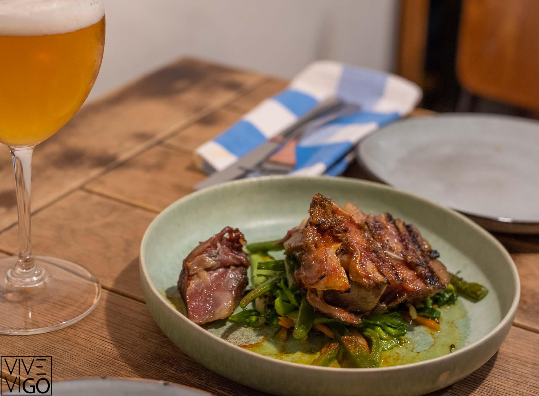 Restaurante Living Vigo