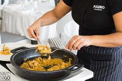Mauro Restaurante, San Adrián
