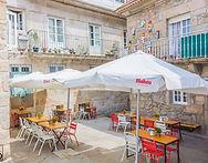Comer en el Casco Vello de Vigo