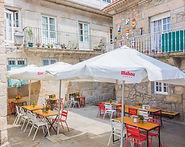 Terraza La Trastienda del Cuatro, Vigo