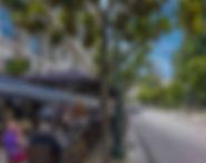 Mesón Compostela, terraza en Vigo