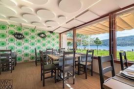 Caranguexo restaurante en Domaio