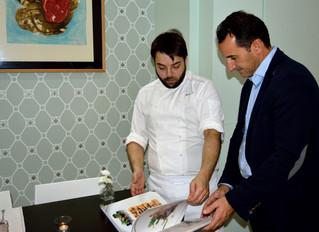 Cocina de Autor, Alberte Gutiérrez en ViveVigo