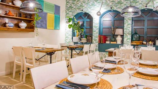 Cena maridaje en el restaurante Living Vigo