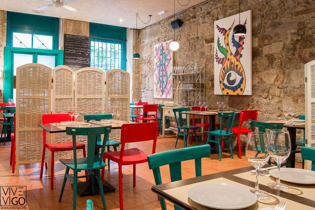 Restaurante Tapería Picadillo Vigo
