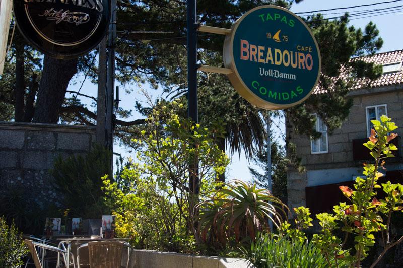 Breadouro, Vigo
