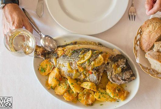 Restaurante Coto del Águila en Vigo