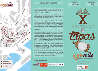 X Concurso de Tapas Vigo Vello
