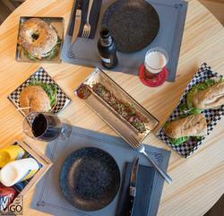 Melitón Bocadillerías, comer en Vigo