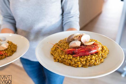 O Caranguexo restaurante en Moaña