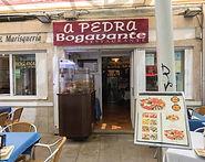 Terraza Restaurante Punto e Coma, Playa América Nigrán