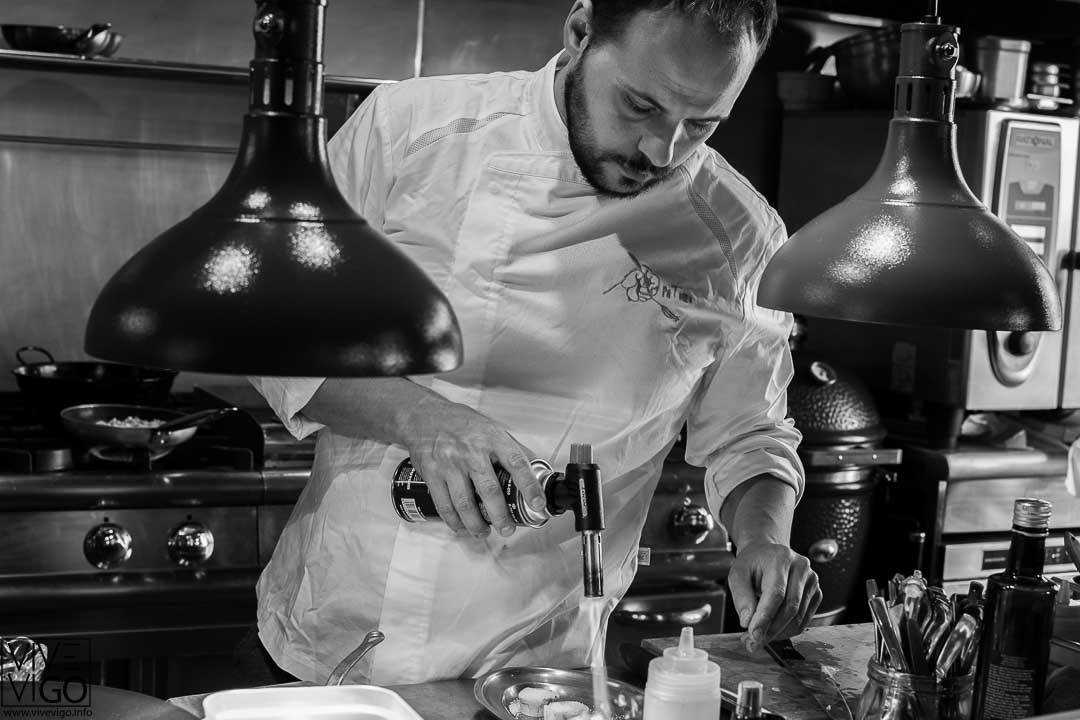 Chef Beni Couso