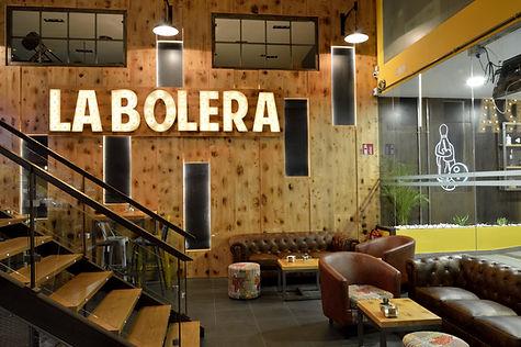 La Bolera, Arenal Vigo