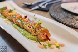 Malasangre Food & Club comer en Vigo