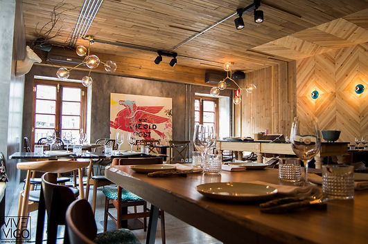 Restaurante La Central Gastro