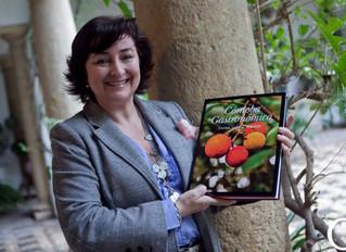 Almudena Villegas impartirá en Afundación un taller de cocina fusión Andalucía-Galicia.