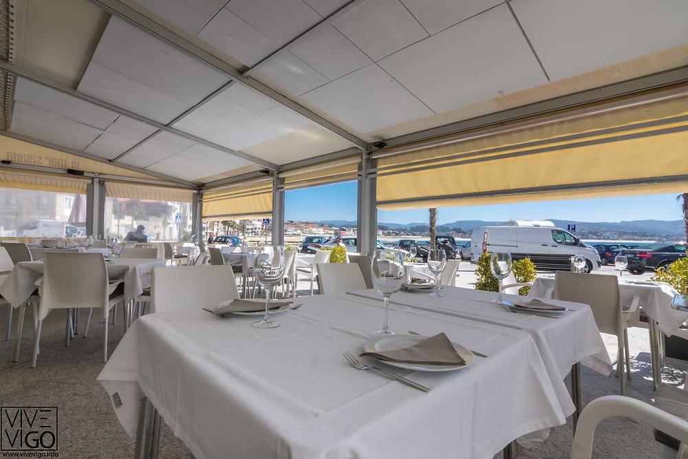 la mar salada, restaurante en Panxón