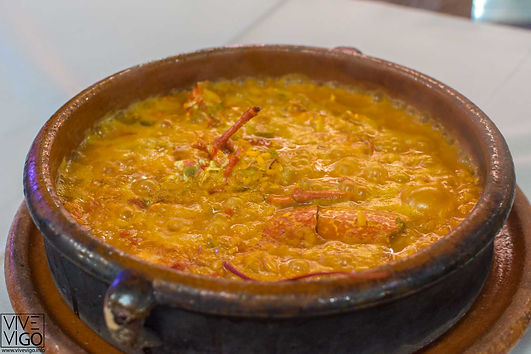 Mesón Compostela, comer marisco  en Vigo