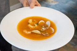 Amares Tapas e Peixes, comer en Vigo