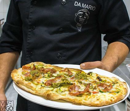 Pizzería restaurante italiano en Vigo