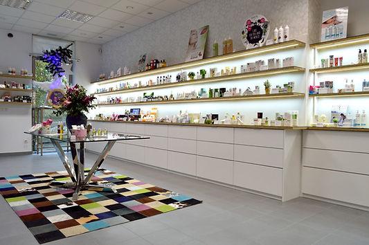 Lilium Nature tienda de cosmética natural en Vigo.