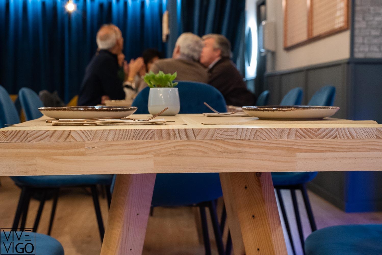 La Cultural Vigo, donde comer