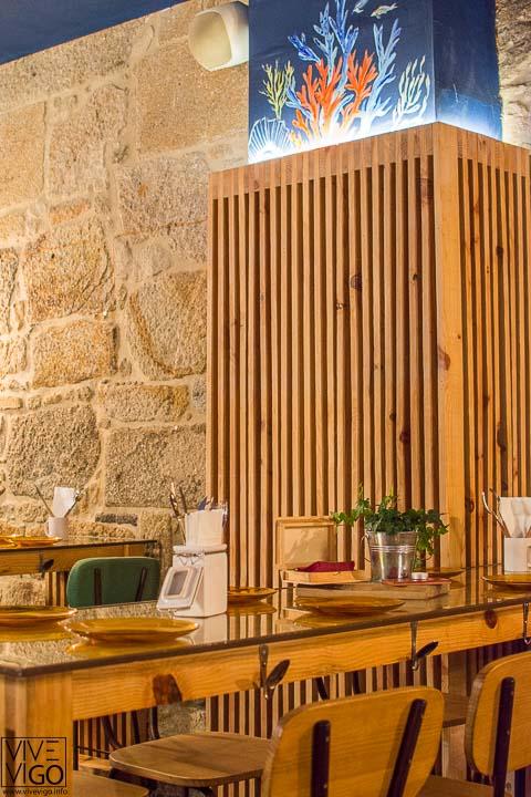Restaurante Taberna Patouro, Bouzas