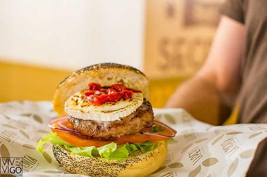 Comer hamburguesas en Vigo