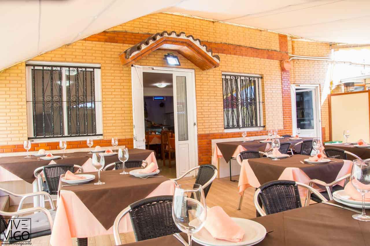 Restaurante Bar Manolo, Teis Vigo