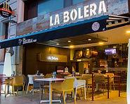 Terraza La Bolera, Vigo